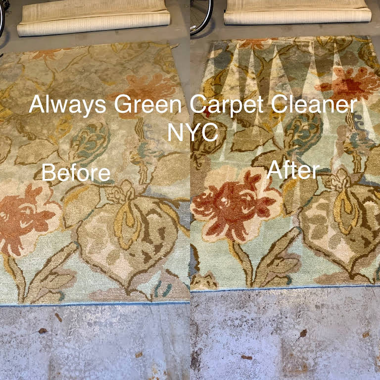 Always Green Carpet Cleaner Cleaning Service In