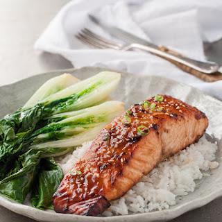 Asian Glazed Salmon Recipes