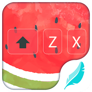 Summer watermelon for Keyboard