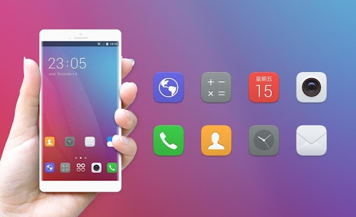 Theme for Huawei Honor 5 HD - náhled