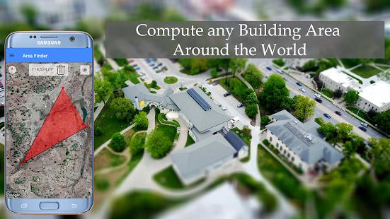 Gps Area Calculator & Map Distance Measure Field – Appar på Google Play