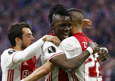 L'Ajax surprend en se séparant de son staff