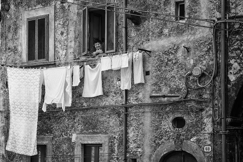 Panni stesi... di Domenico Cippitelli