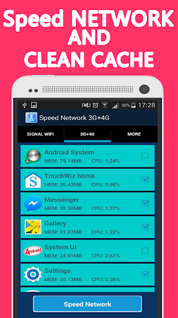 Speed Network 3G+4G WiFi Prank 5.0 screenshot 818356