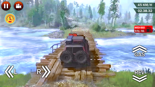 Offroad Xtreme 4X4 Rally Racing Driver 1.1.4 Mod screenshots 3