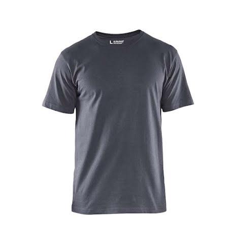 T-shirt Blåkläder 5-pack Grå