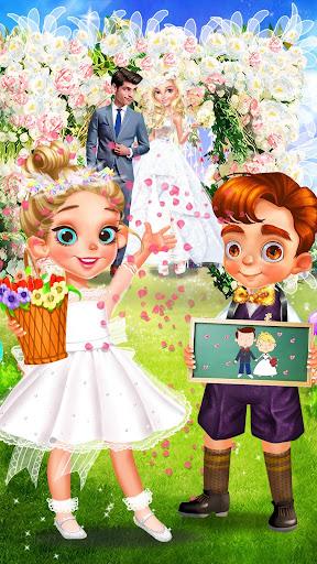 Wedding Adventure: Flower Girl