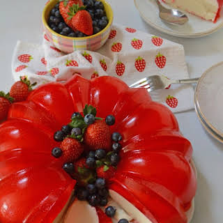 Jello With Cream Cheese Layer Recipes.