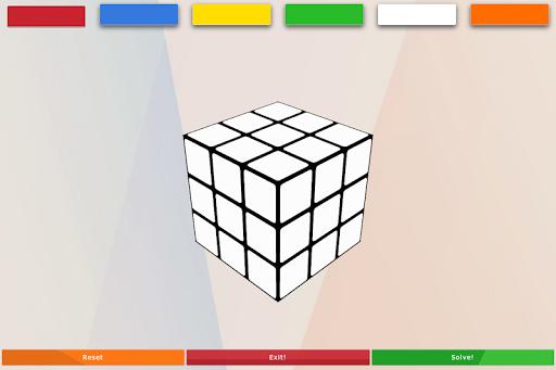 3D-Cube Solver 1.0.2 screenshots 9