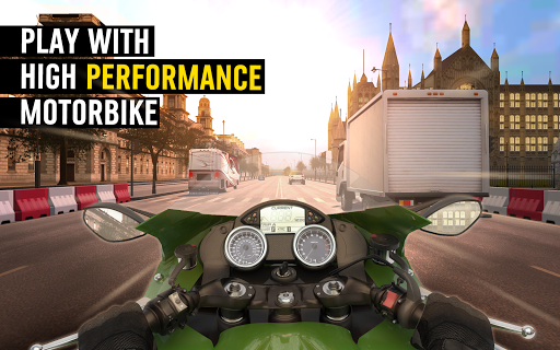 MotorBike: Traffic & Drag Racing I New Race Game apkpoly screenshots 13
