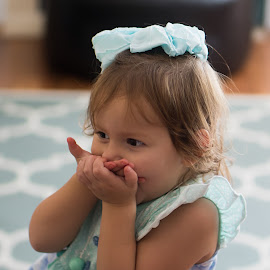 JUST BEING SILLY by Mike Zegelien - Babies & Children Children Candids ( toddler, humor, silly, baby, girl, funny, child )