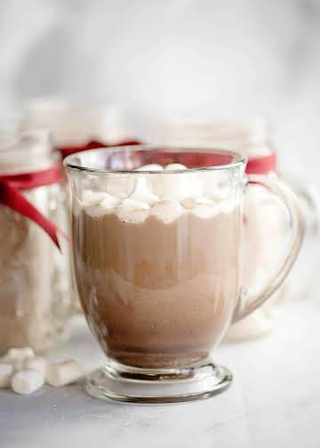 Homemade Hot Chocolate Mix - So good! - Southern Plate