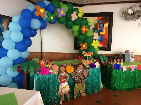Terraza Salon Infantil Dino