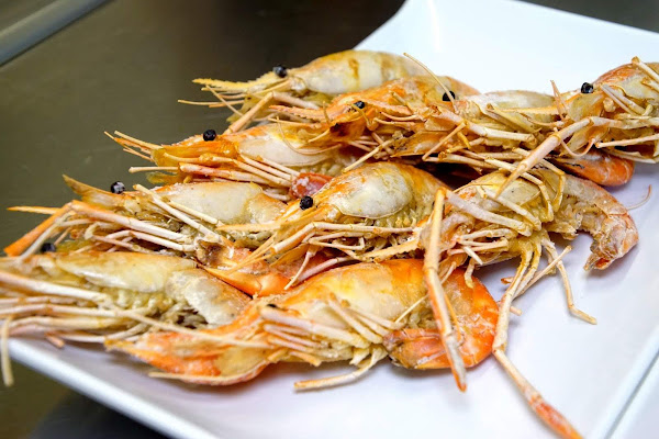蝦老大活體無毒泰國蝦-府前店|食記