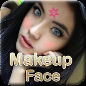 Admire yourself Makeup Face