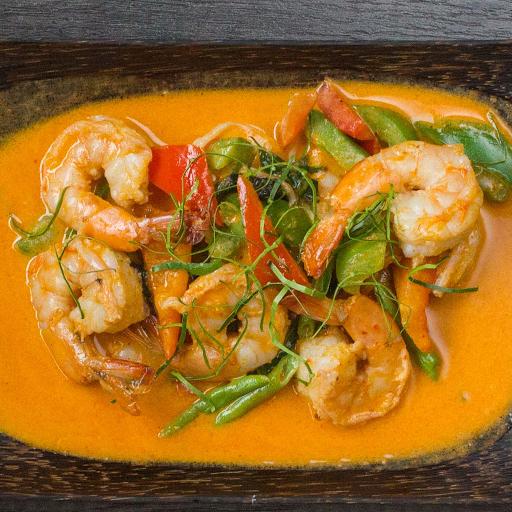 Panang Curry w/jasmine rice