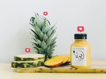 Pineapple Mango Slices - Facebook Shop template
