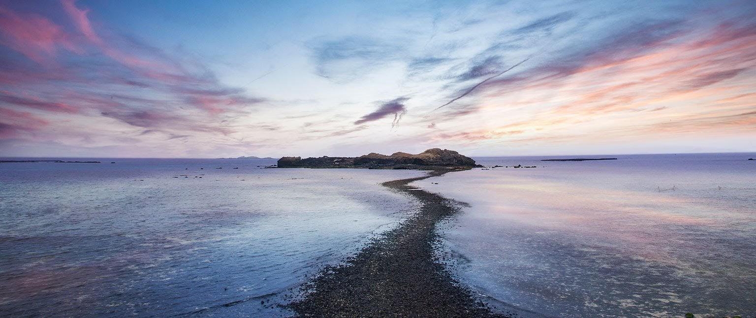 澎湖也有摩西分海!不能錯過的奎壁山潮汐奇景 – TripSonar旅行通