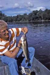 Best Holiday fishing near Traverse City