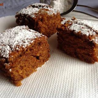 Gingerbread Cake.