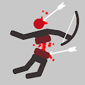 Stickman Bow Masters:The epic archery archers game icon