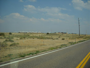 Photo: Leaving Florence, you pass by SuperMax.