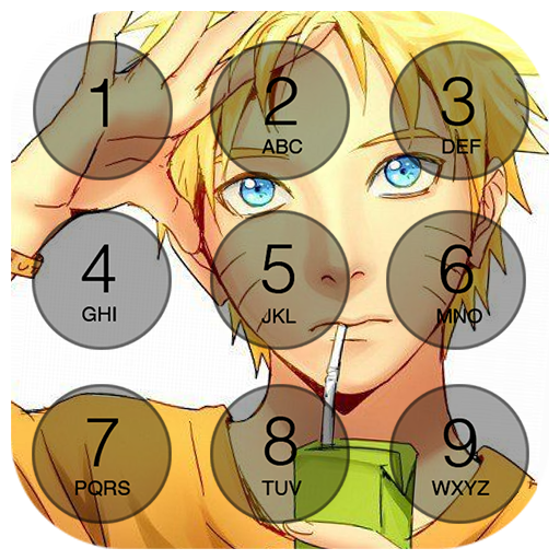 Anime Lock Screen HD