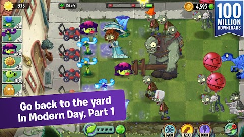 Plants vs. Zombies 2 Screenshot 1