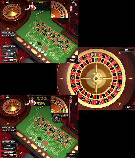 Miami Roulette 3D