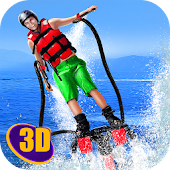 Flyboard Water Stunt Simulator