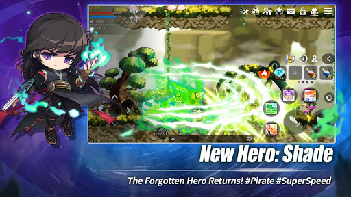 MapleStory M - Open World MMORPG 1.4800.1634 Mod screenshots 1