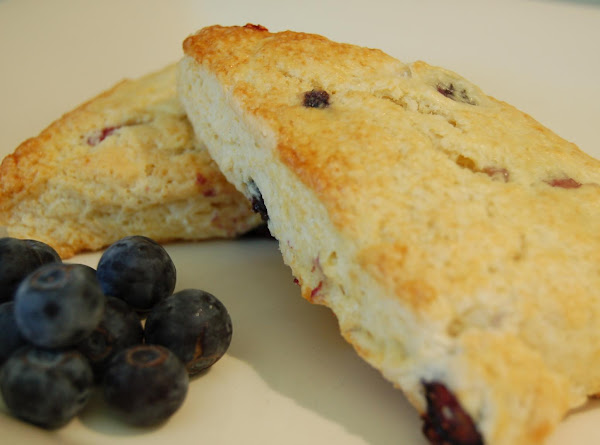 St.gentian's Table Blueberry Scones Recipe