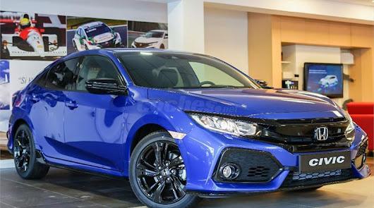 Honda Fegimotor vuelve con oferta en el Civic