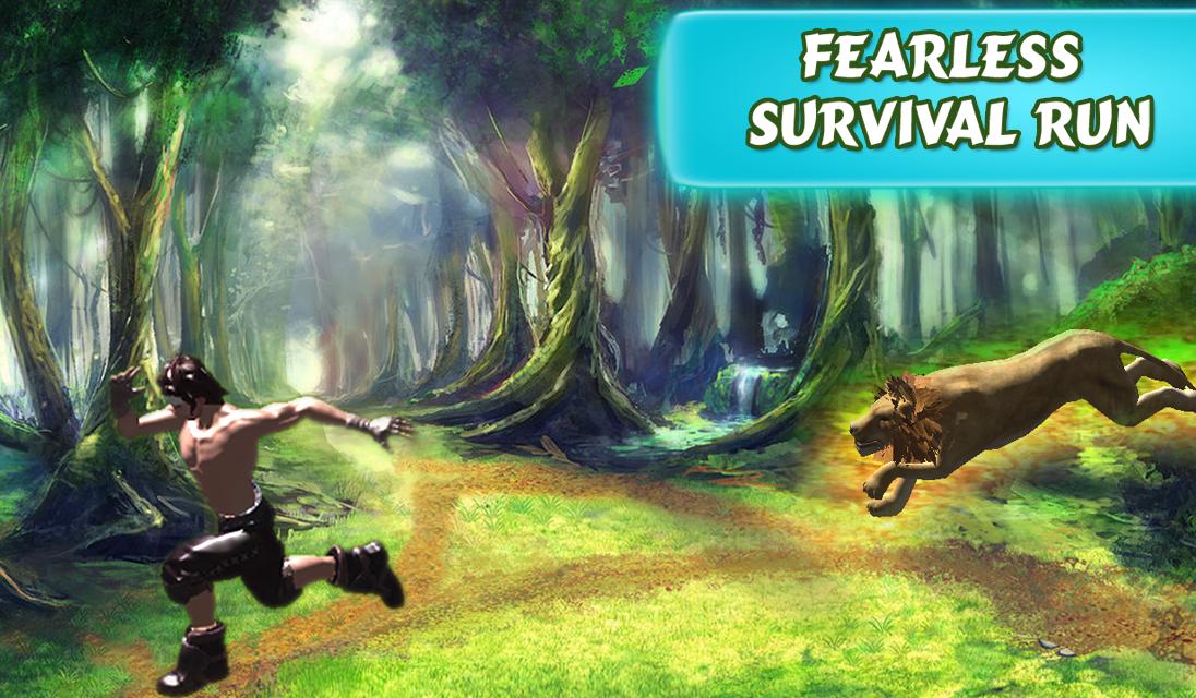 mahabali jungle run 3d android apps on google play