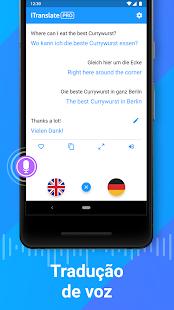 iTranslate - Tradutor de Língua e Dicionário – Apps no Google Play