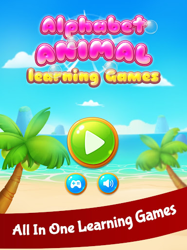 ABC Alphabet animal learning games English phonics 1.0.0 screenshots 6