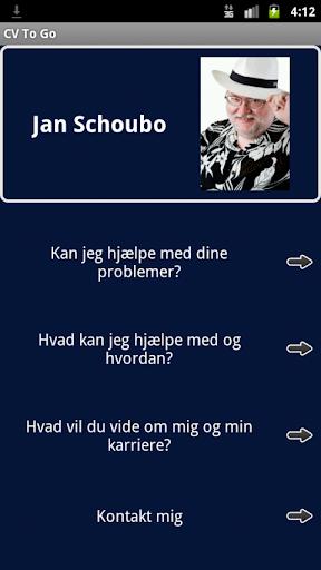 CV To Go - Jan Schoubo - NG