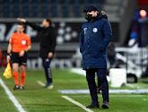 """Hein Vanhaezebrouck avant Standard-La Gantoise : """"Un match crucial pour les deux équipes"""""""