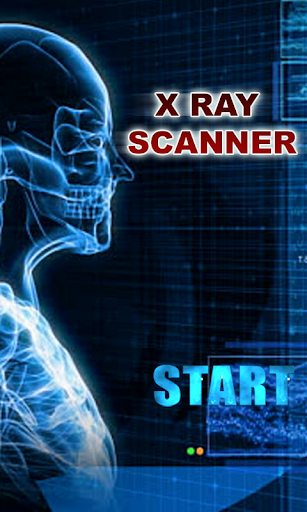 Ultimate X-Ray :Prank