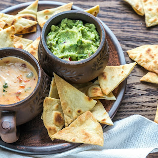 Easy Crockpot Cheese Dip with Hot Sauce.