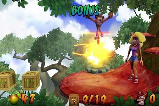 new crash bandicoot cheat apk 1 0 free adventure games for android