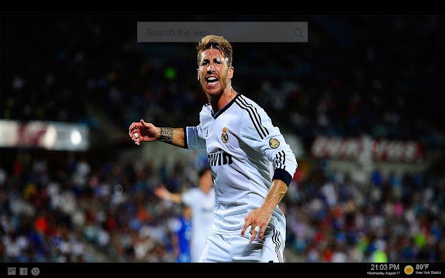 Real Madrid Themes Cr7