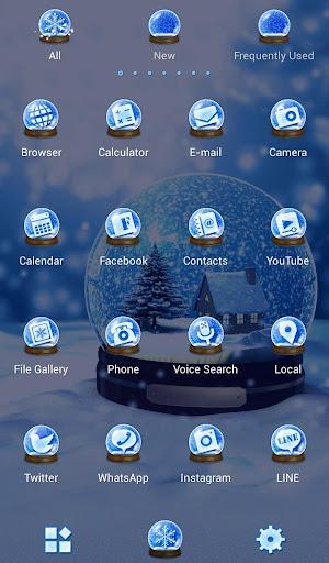 winter Wallpaper-Snow Globe 1.0.1 Windows u7528 3