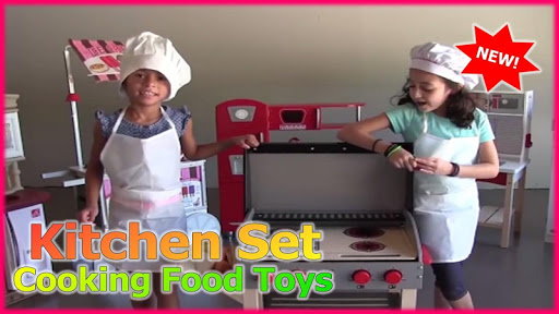 Kitchen Set Cooking Food Toys  screenshots 5