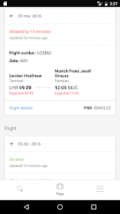 Rumbo: flights search- screenshot thumbnail
