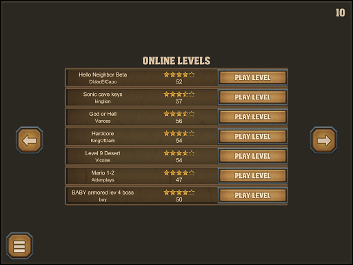 Epic Game Maker - Create and Share Your Levels! screenshots 11