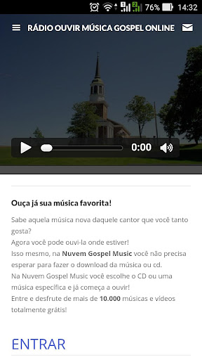 Rádio Ouvir Música Gospel