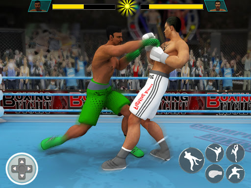 Ninja Punch Boxing Warrior: Kung Fu Karate Fighter for PC