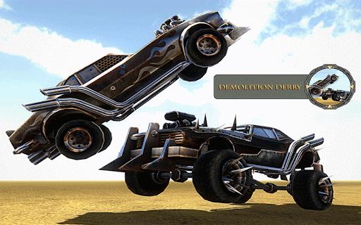 Monster Car Derby Fight 2k16 1.0 screenshots 7