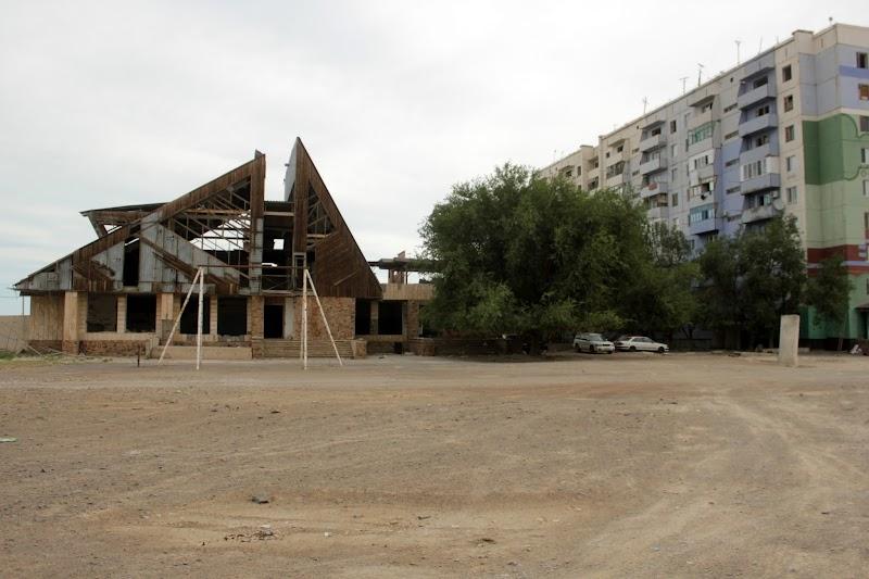 поселок улькен фото теста